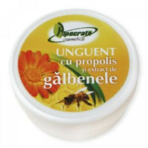 Details about GALBENELE PROPOLIS ORGANIC HERBAL CELANDINE OINTMENT HEALING  SOOTHING ECZEMA