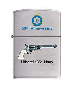 UBERTI-1851-Navy-50th-Anniversary-ZIPPO-LIGHTER