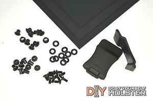 Kydex-Holster-DIY-Kit-w-Quick-Clips-1-75-034-Belts