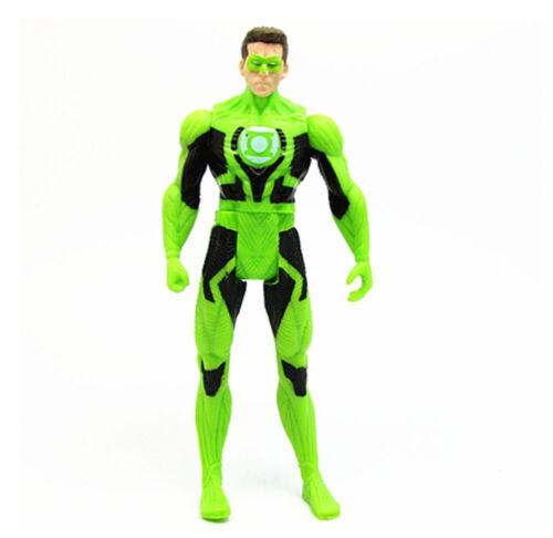 "3.75/"" Dc Marvel Series Action  Figure Green Lantern Rare Toy"