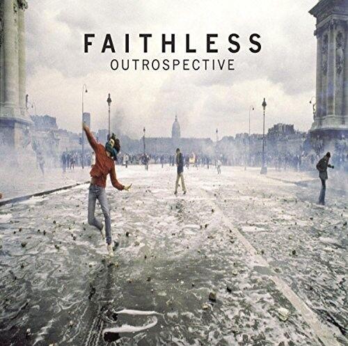 Faithless - Outro-Spective [New Vinyl LP] Mp3 Download, UK - Import