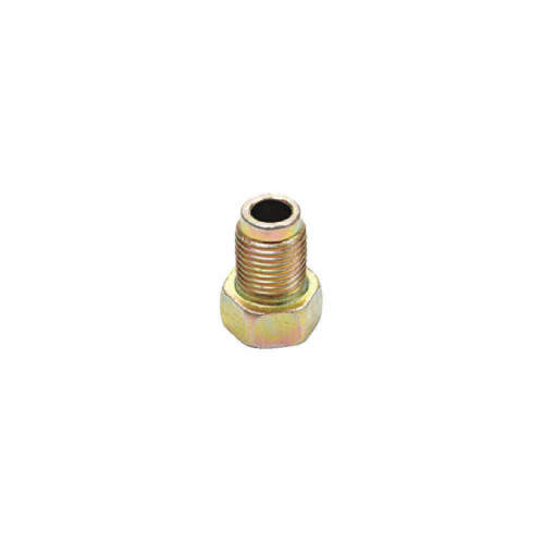 Nut,Bubble Flare,M10 x 1.0 Thread Sz,PK4 BR255