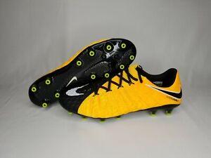 new product 0ae5a 0087c Details about Nike Hypervenom Phantom III 3 AG Pro Orange/Black  (852566-802) Men's Sz 11.5