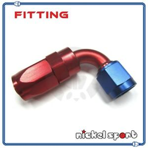 16AN-AN16-Swivel-Hose-End-90-Aluminum-Fitting-Adapter