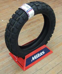 Mitas E 10 E10 Dakar Dual Sport Rear Motorcycle Tire 150 70 17 150 70 17 Bmw Gs Ebay