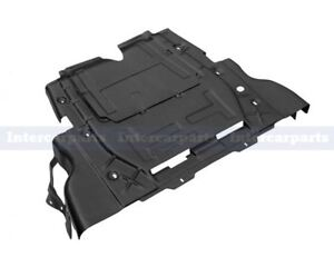 Vauxhall-Astra-H-Zafira-B-Under-Engine-Cover-Undertray-Shield-Rust-Protection