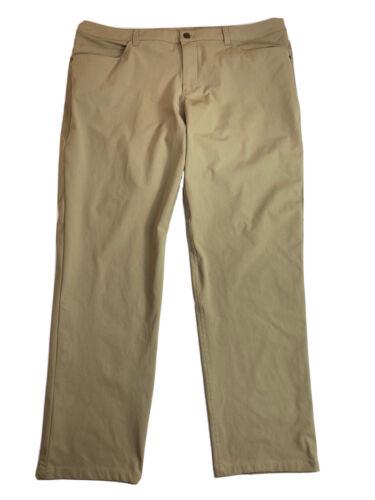 Lululemon Men's ABC Commuter Pants Size 40 Athleti