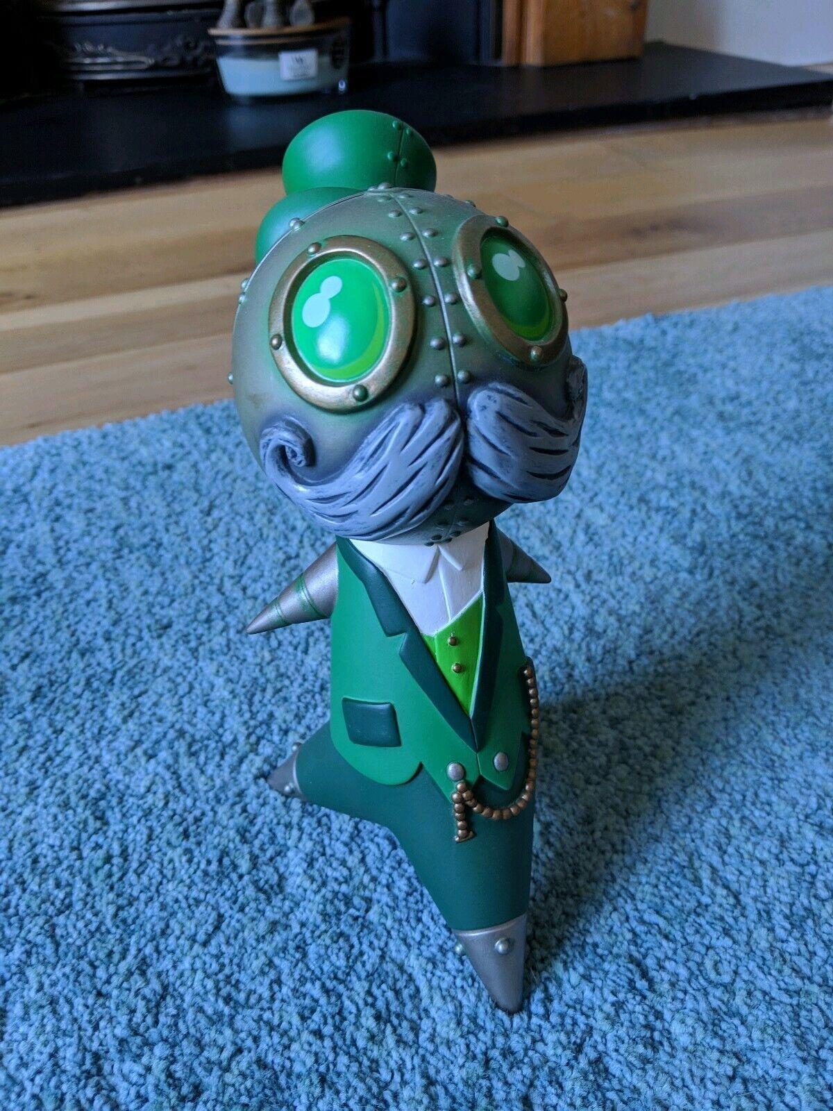 Envío rápido y el mejor servicio Puas un Humphrey mooncalf verde verde verde Exclusivo 70 piezas  Obtén lo ultimo