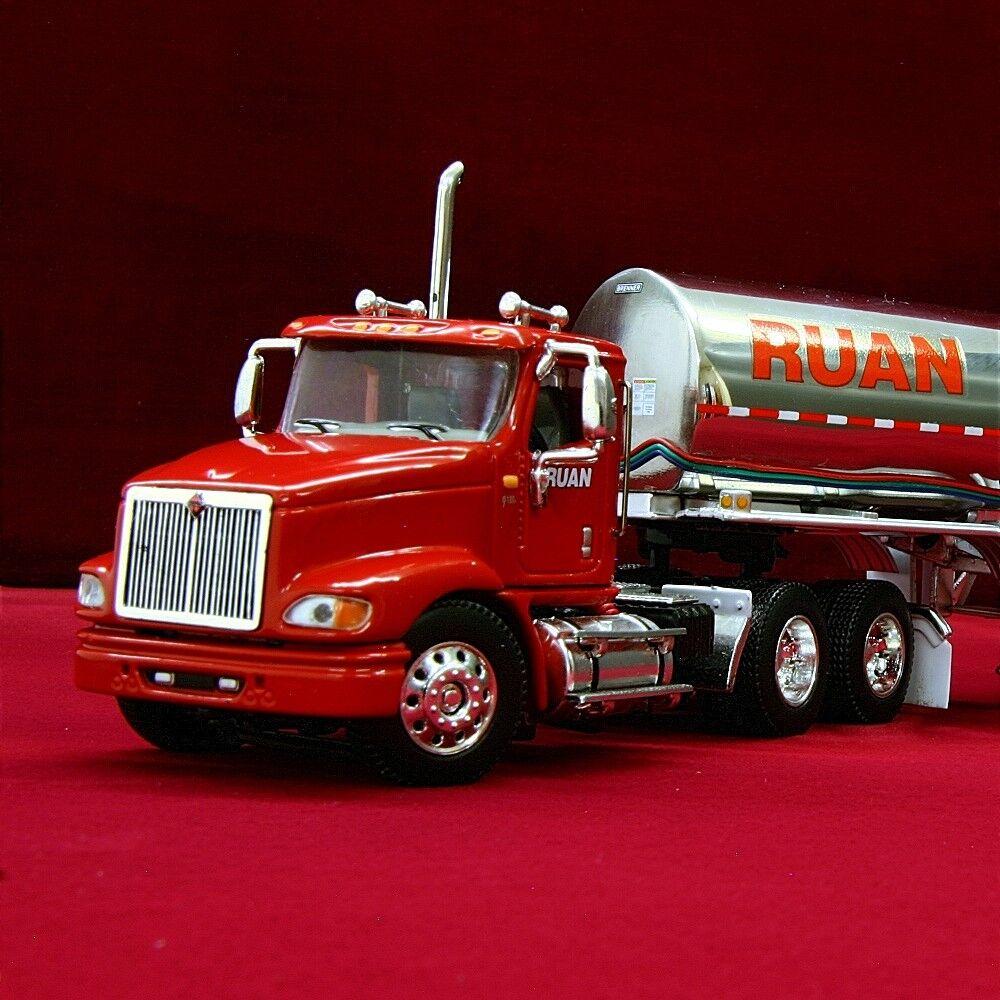RARE DCP-Ruan Leasing  75th Anniv. IH 9100i avec de l'essence TANKER - 31693  vente