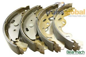 Rear Delphi Brake Shoes For Brake Drums Land Rover Freelander 2.0 TD4 4x4 2.5 V6