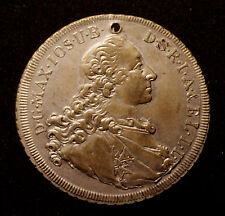Kfsm. Bayern, Maximilian III. Joseph, Medaille im Stile eines Madonnentaler 1760
