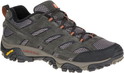 shoes Trekking  Outdoor Escursionismo MERRELL MOAB 2 VENT Beluga  save up to 80%