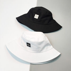 5663f6b5915e8 Details about Fisherman Bucket Hat Girls Boys Teens Fashion Cap Sun  Resistant Breathable Hat