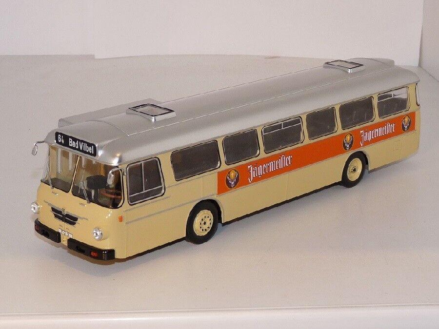 Bussing Senator 12D (1964) 1 43 Ixo BUS016