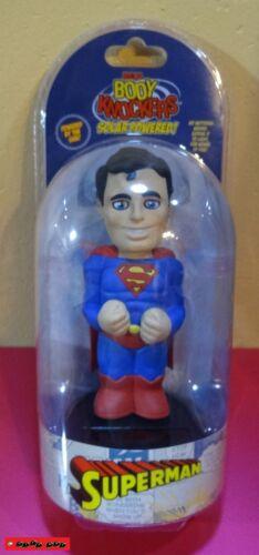 """NECA Bodyknocker Solar betrieben SUPERMAN 6/"""" Wackelfigur DC Comics"""