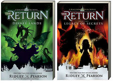 Kingdom Keepers the Return: Disney Lands Bk. 1 by Ridley Pearson (2016, Paperback)