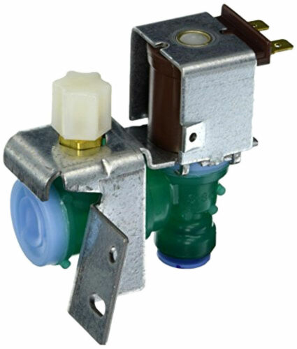 New Water Inlet Valve Compatible With Whirlpool WPW10238100 W10238100 By OEM MFR