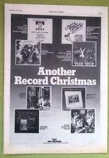 LYNYRD SKYNYRD Wishbone Ash albums 1978 Poster size Press ADVERT 16x12 inches