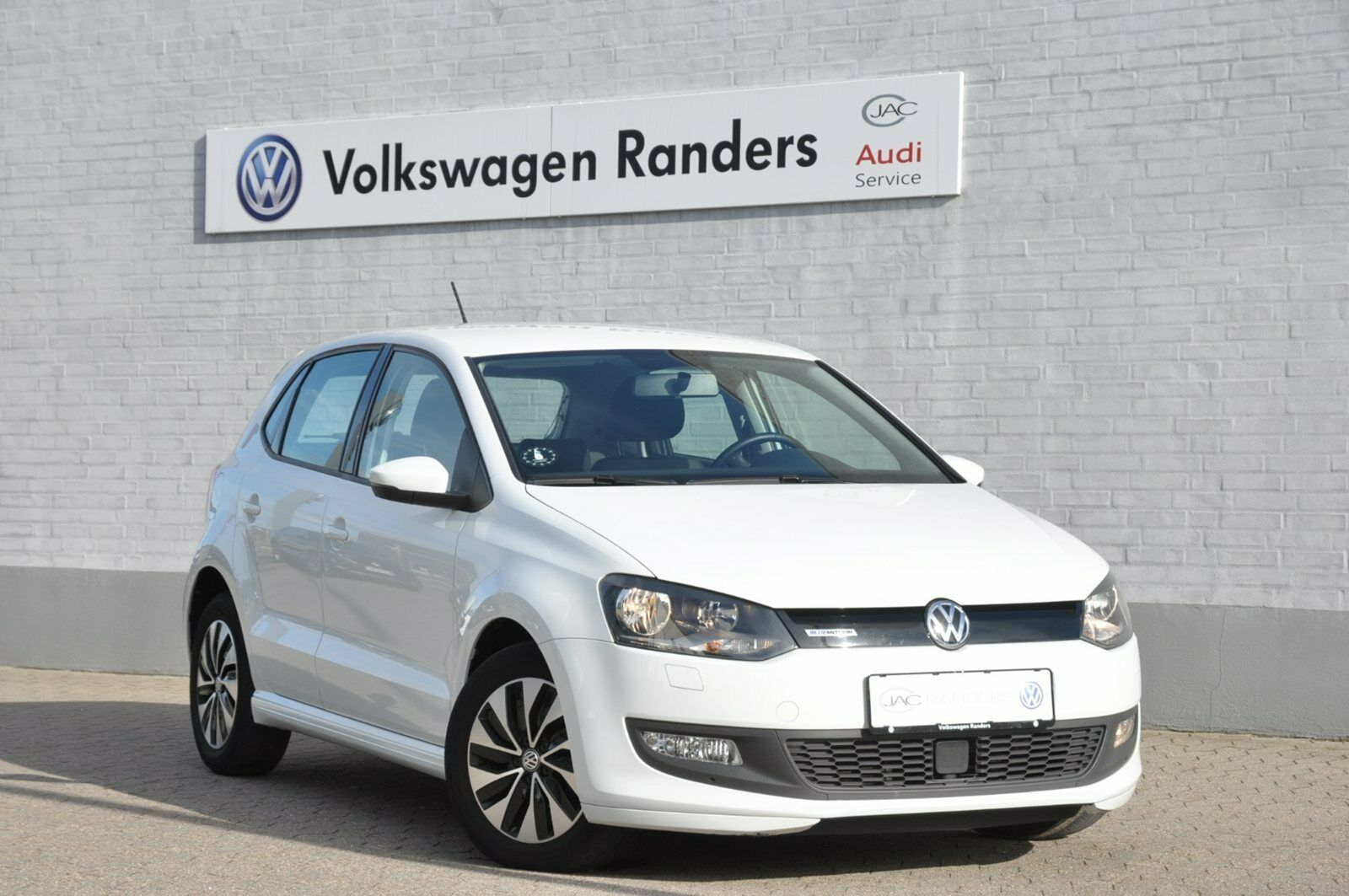 VW Polo 1,0 TSi 95 BlueMotion 5d - 134.900 kr.