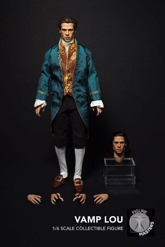 1 6 escala Vamp Lou Vampiro Peter Macho Figura de Acción Juguetes Coleccionables sin abrir