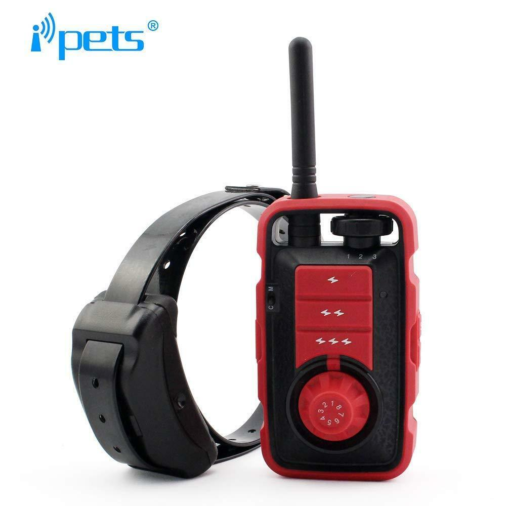 Collar adiestramiento, descarga Rechargeable Electric Control Dog Training