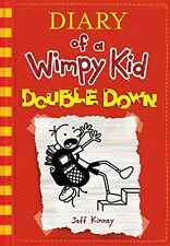 Diary of a Wimpy Kid 11 Double Down, New, Free Shipping