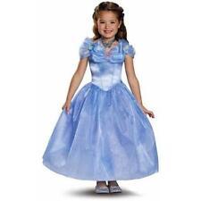 New Disney Cinderella Movie Cinderella Deluxe Child Halloween Costume