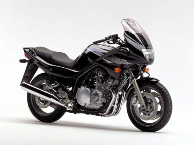 Yamaha XJ 900 S Diversion 4KM7 Brake Disc Pads Rear R//H Goldfren 1998-1999