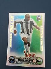 MATCH ATTAX 2008/2009 LIMITED  EDITION ISHMAEL MILLER CARD