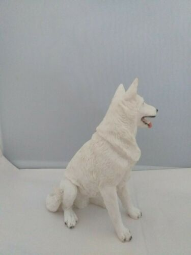 German Shepherd dog figure Castagna model made in Italy with certificate rare