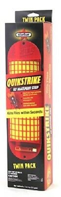 Earnest 3 Ea Starbar 25100d 2 Pack Quikstrike Fly Killer Abatement Strips Reliable Performance