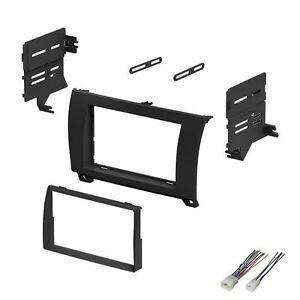 2007 2008 2009 2010 2011 toyota sequoia tundra dash kit. Black Bedroom Furniture Sets. Home Design Ideas