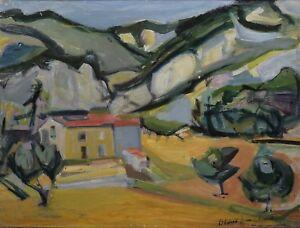 Jean-Claude-Bedard-1928-1982-Berg-Pau-Camille-Renault-Pyrenaeen-Puteaux