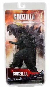 NECA-Godzilla-2014-Head-To-Tail-7-034-Action-Figure-Movie-Toy-Collection-New-in-Box