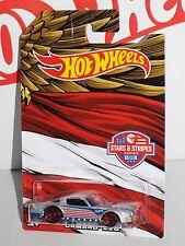 Hot Wheels Wal-Mart Stars & Stripes Series 5 / 10 Camaro Z28