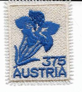 Osterreich-ANK-2801-Enzian-Stoffmarke-2008-3-75-Euro-Postfrisch