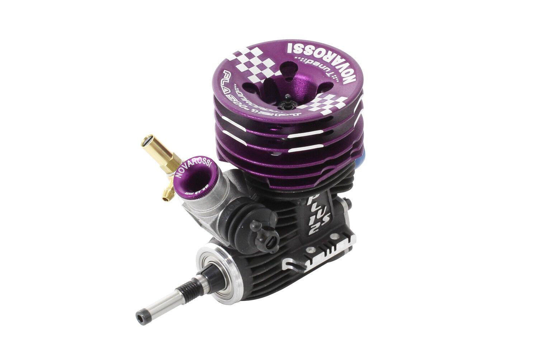 Novarossi Flash pt a 2.1ccm EC 2012 3k re tuned acero acero-inventario-onroad