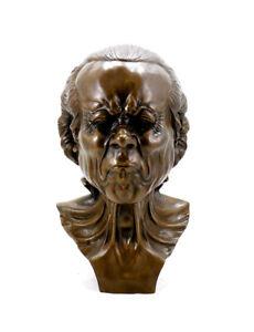 Franz-Xaver-Messerschmidt-Character-Head-Bronze-figure-Sculpture-Statue