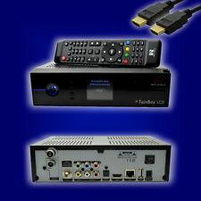 Red Eagle TwinBox LCD Full HD Linux E2 Receiver (1 x DVB-S2 + 1 x DVB-C/T2)+HDMI
