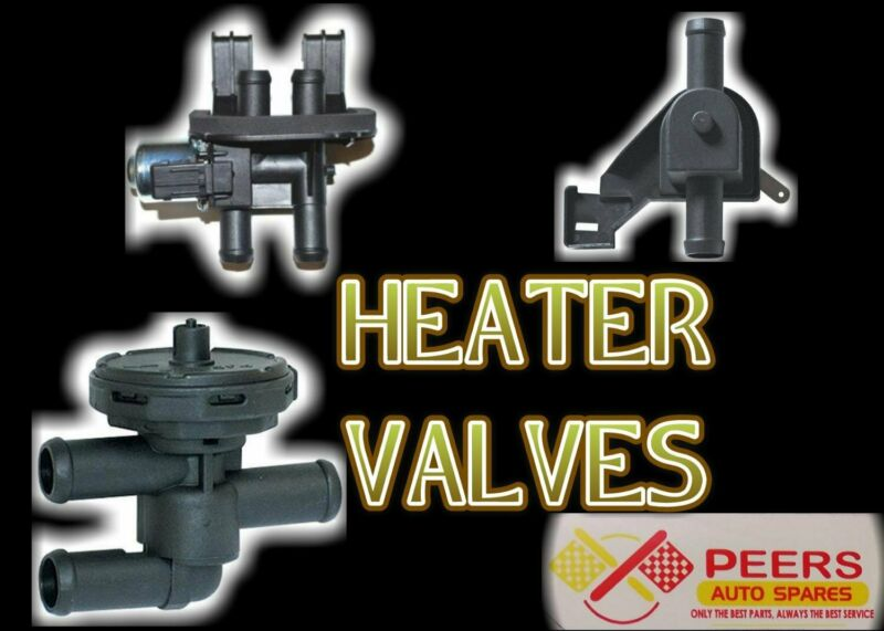 HEATER VALVES AVAILABLE