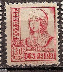 Spain-Edifil-823-MH-Isabel