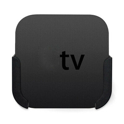 For Apple TV 4 Media Player Wall Mount Bracket Stand Cradle Holder Case