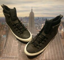 c2504bada7dcb4 Converse Chuck Taylor All Star II 2 Boot High Top Almost Black Size 11  153568C