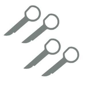 Car-CD-Radio-Release-Removal-Keys-Tools-Fits-VW-Passat-Sharan-Touareg-Golf-mk4