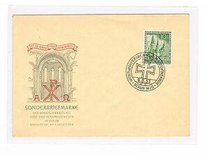 Berlin officiel FDC avec MiNr. 107-afficher le titre d`origine LFgVvHe1-07145759-372451912