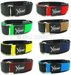 20mm-X-treme-Tough-Sports-Xtreme-Nylon-Hook-amp-Loop-Official-Velcro-Watch-Strap