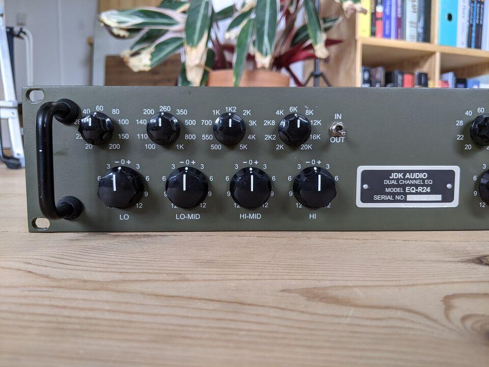 Equalizer, JDK Audio R24