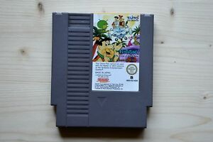 NES-the-Flintstones-rescue-of-Dino-amp-Happy-pour-NINTENDO-NES
