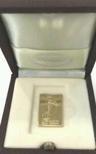 LINGOTTO-DELLA-FORTUNA-UNOAERRE-10-GRAMMI-ORO-750-18KT-GOLD-BULLION-18-CARATS