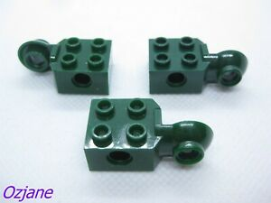 Lego--57779--Kranausleger--Kranarm- Mit Kreuzloch--Mit Beam 15 -Gelb //Schwarz
